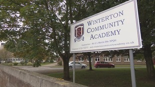 Police have named the welfare officer who was stabbed at Winterton Community Academy as 61-year-old Joy Simon.