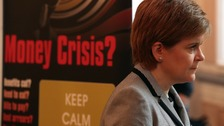 """""""Scotland faces considerable public spending restraint in the years to come."""""""