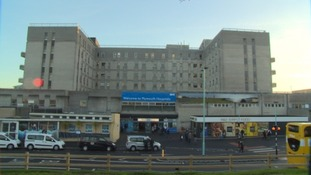 Plymouth hospital forced to call in staff from home following massive demand