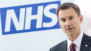 Ashworth said the NHS was in a 'Tory-manufactured' crisis.