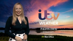 Tuesday evening's weather update for the west