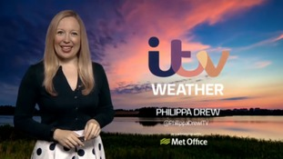Tuesday evening's weather update for the east