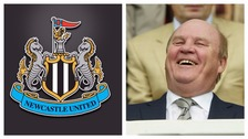"Newcastle United FC have said they are ""saddened to learn of the death of former chairman Freddy Shepherd."