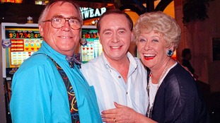 Jack (left) and Vera Duckworth (Bill Tarmey and Liz Dawn)
