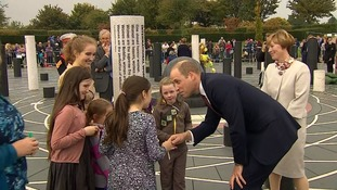 "Duke of Cambridge wishes MK a very ""Happy Birthday"""