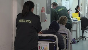 Patients in A&E