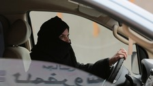 Saudi Arabia's king lifts ban on women drivers