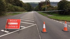 A man has died following a hit and run on the A379 College Way