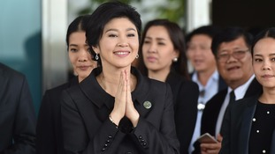 Former Thai prime minister Yingluck Shinawatra sentenced to five years in jail