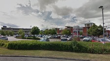 An area in the centre of Stevenage has been cordoned off after a 'suspicious object' was found.