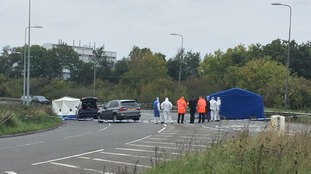 M5 police shooting:  Report about gun incident received around an hour before driver shot by officers