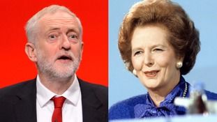 Like Margaret Thatcher, Jeremy Corbyn has kept faith with life-long political convictions.
