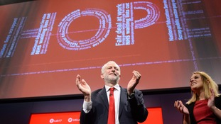 Jeremy Corbyn set the world to rights in his 90-minute address.