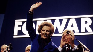 Margaret Thatcher became the dominant force of British politics in the 1980s.