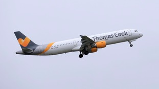Thomas Cook pilots had announced several 24-hour walk out in a dispute over pay.