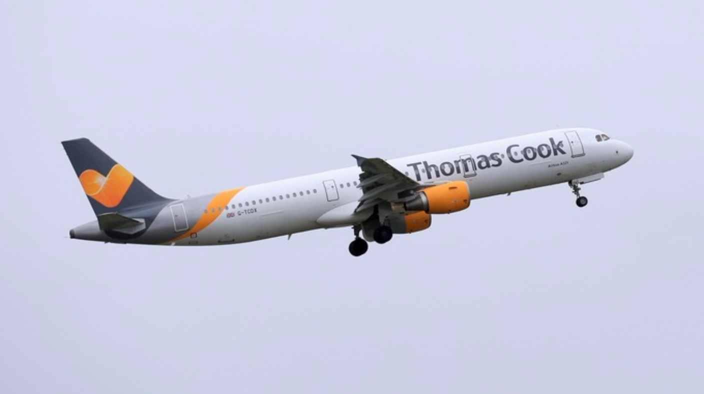 weakness of thomas cook