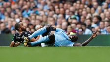 Benjamin Mendy faces a lengthy lay-off due to a knee injury.