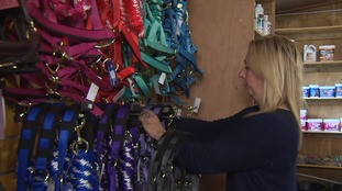 Abigail Lea of Happy Horse Saddlery said the road closure could put them out of business.