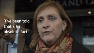 Labour MP Emma Dent Coad stood by her claims in a TV interview.
