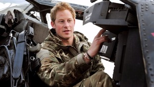 Insider rejects Labour MP's claim Prince Harry can't fly helicopters
