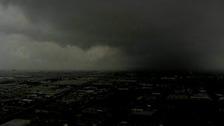 Tornados rip through Texas landscape