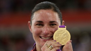 ParalympicsGB cyclist Sarah Storey has been made a dame
