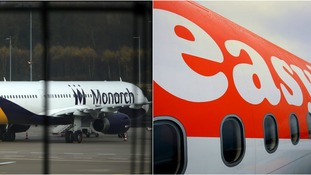 Monarch is reportedly attracting admiring glances from easyJet.
