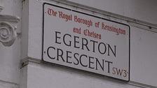 Egerton Crescent.