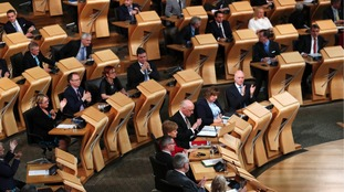 New powers for Holyrood?