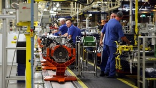 Early end to Jaguar Land Rover contract at Ford Bridgend