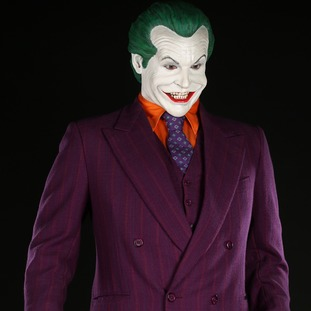 Jack Nicholson's The Joker costume