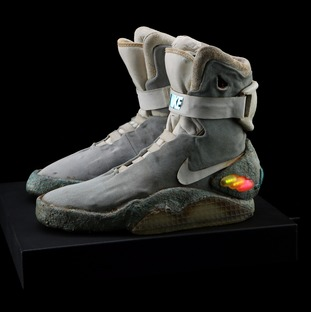 Marty McFly's trainers