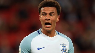England squad: Dele Alli included by Southgate, with Delph and Forster recalled