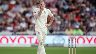 Stokes banned from England cricket team until further notice