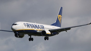 Ryanair have been accused of misleading passengers.