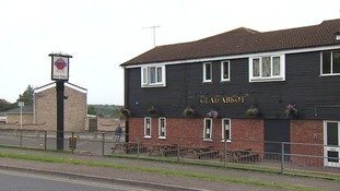 The Glad Abbot pub in Bury St Edmunds.