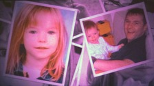 Madeleine McCann disappeared in 2007, aged just three