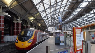 The station close for a three-week upgrade tomorrow