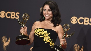 Veep star Julia Louis-Dreyfus reveals breast cancer diagnosis