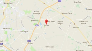 Two men in hospital with serious burns after light aircraft crash