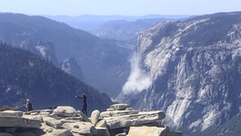 Welsh climber killed after rock fall in California