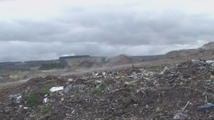Borders landfill figures one of highest in Scotland