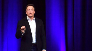 Billionaire Elon Musk announces plan to colonise Mars