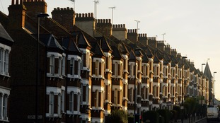 House prices in London were down 0.6% over the past year.