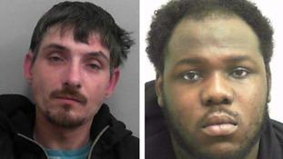 Two south Bristol drug dealers jailed