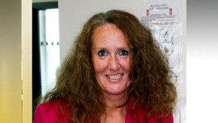 Carole Waugh's body was found with a single stab wound inside a car in a lock-up garage in South West London in August.