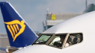 Ryanair cancelled a further 18,000 flights on Wednesday.