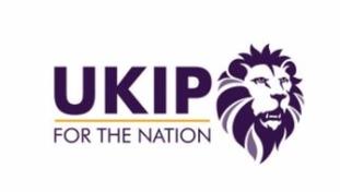 The new Ukip logo.