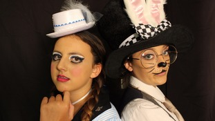 Steampunk Alice in Wonderland coming to Bristol