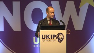 Henry Bolton elected new leader of Ukip